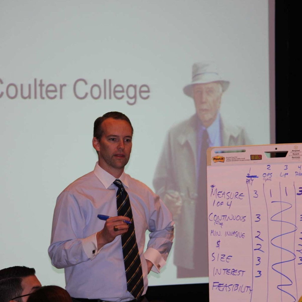 Coulter College